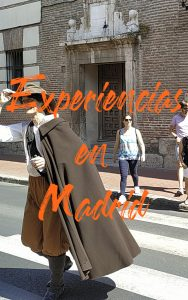 experiencias madrid