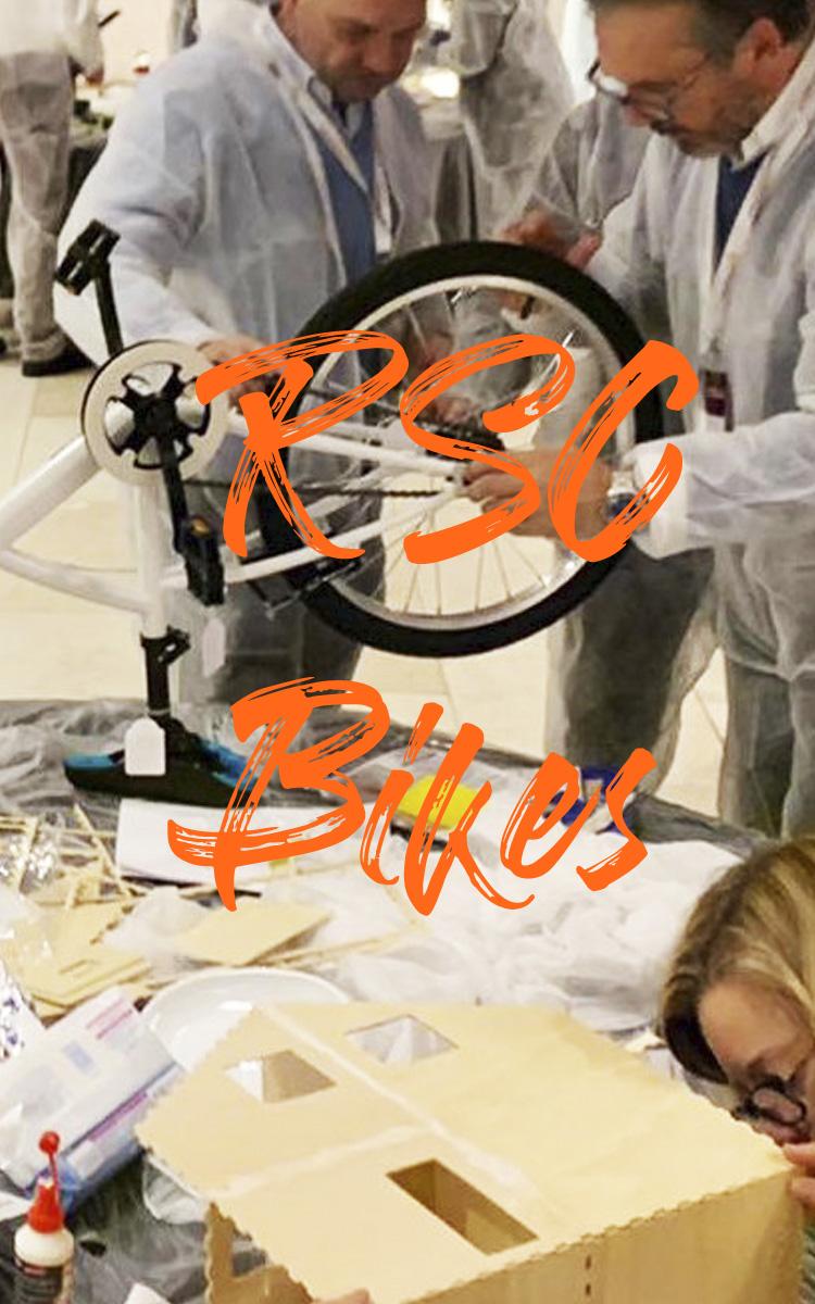 RSC Bicicletas solidarias