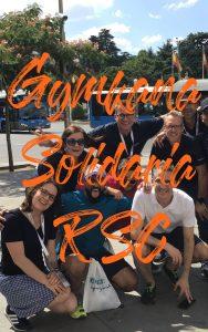 Gymkana solidaria RSC