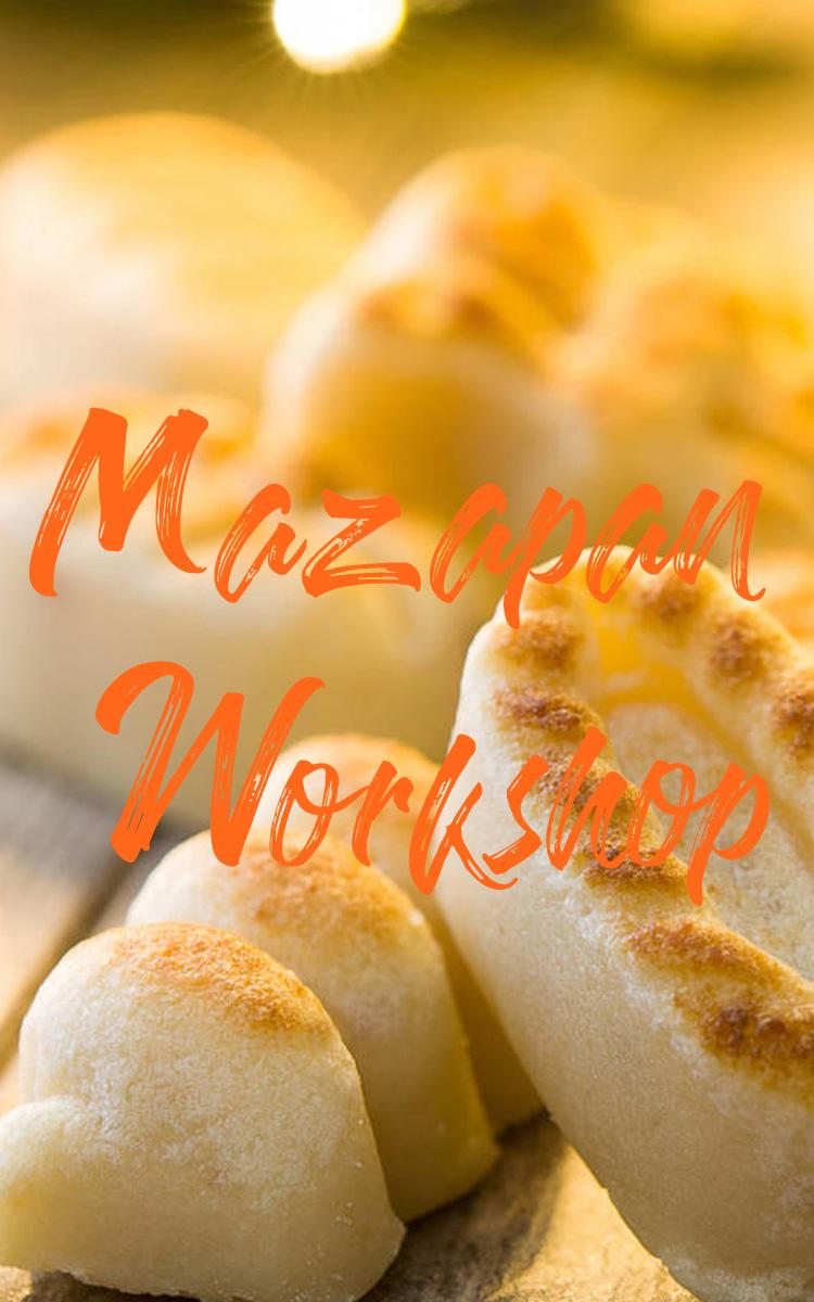Mazapan workshop